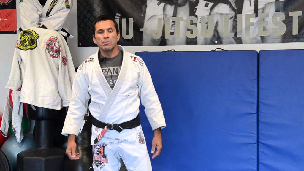 5 Punch or Grab Self Defenses with Mark Hopkins