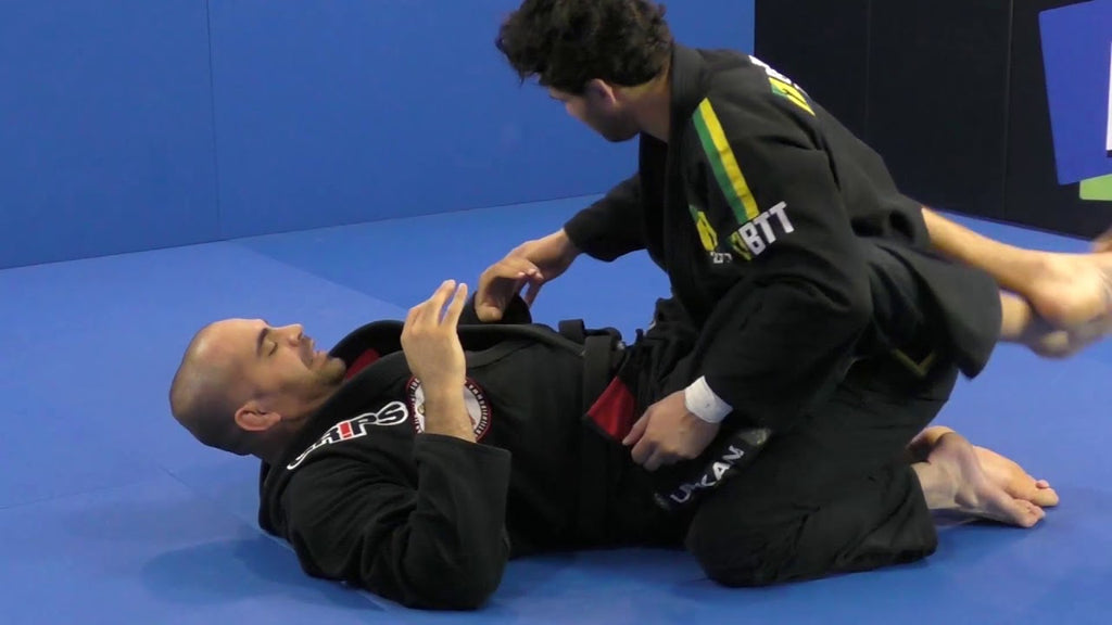 Develop a Dangerous Closed Guard