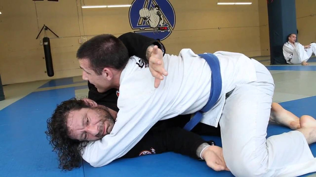 Why The Half Guard IS Good For Self-Defense, MMA, and BJJ