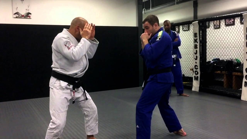Supplementing your BJJ with Striking Arts