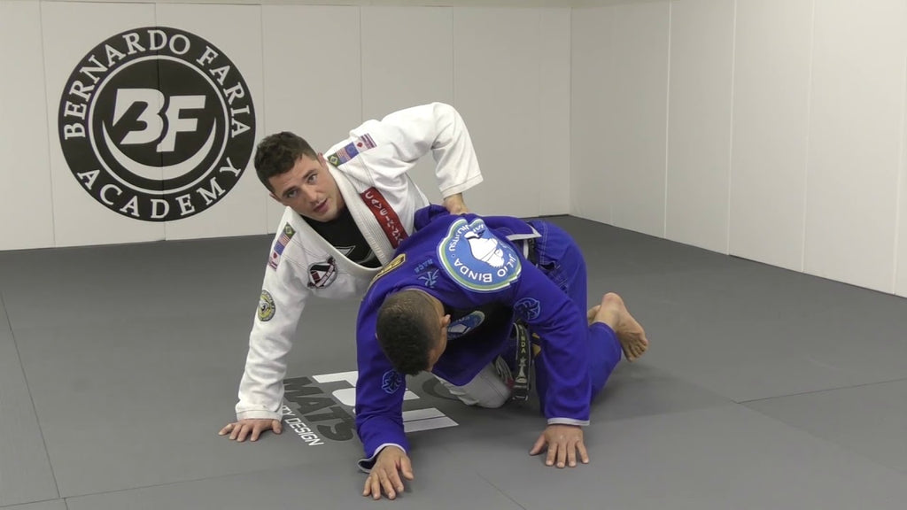 Butterfly Guard Isn't Just for Sweeps Anymore!