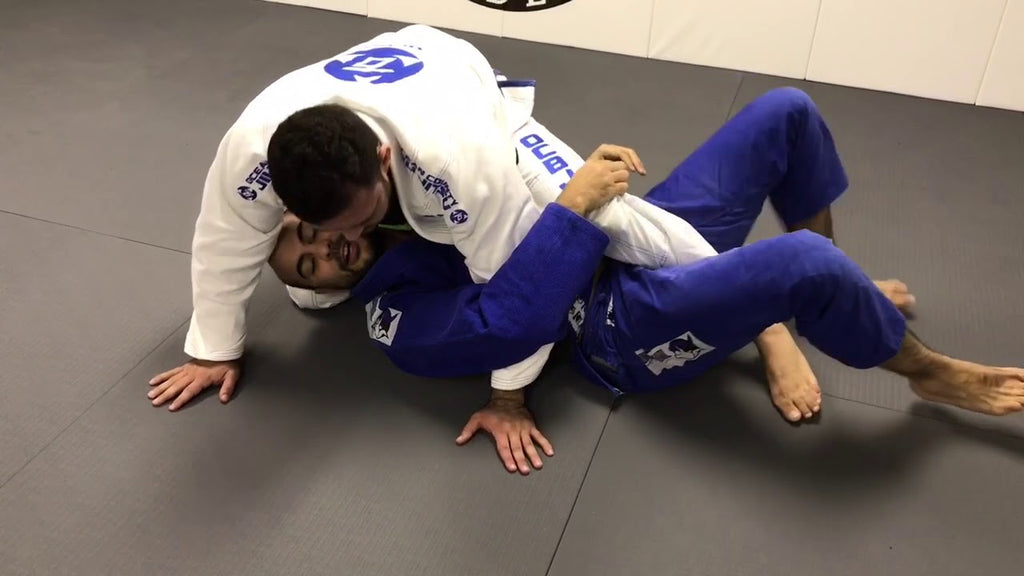 BJJ Fanatics Guest Blog:  The Greatest Half Guard of All Time