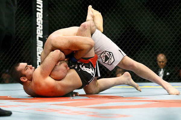 The Best Guillotine Choke That Breaks 'The Rules'