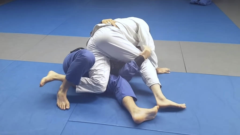 If You Play Half Guard, This Is The Most Important Sweep