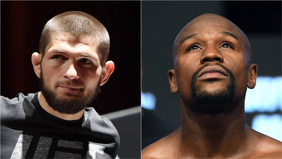 Khabib In A Boxing Ring? Could We See It?