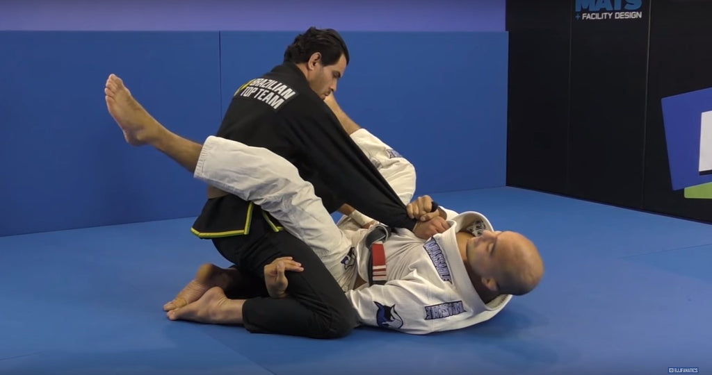 Omoplata Everyone With These Key Details From The Crafty Bernardo Faria