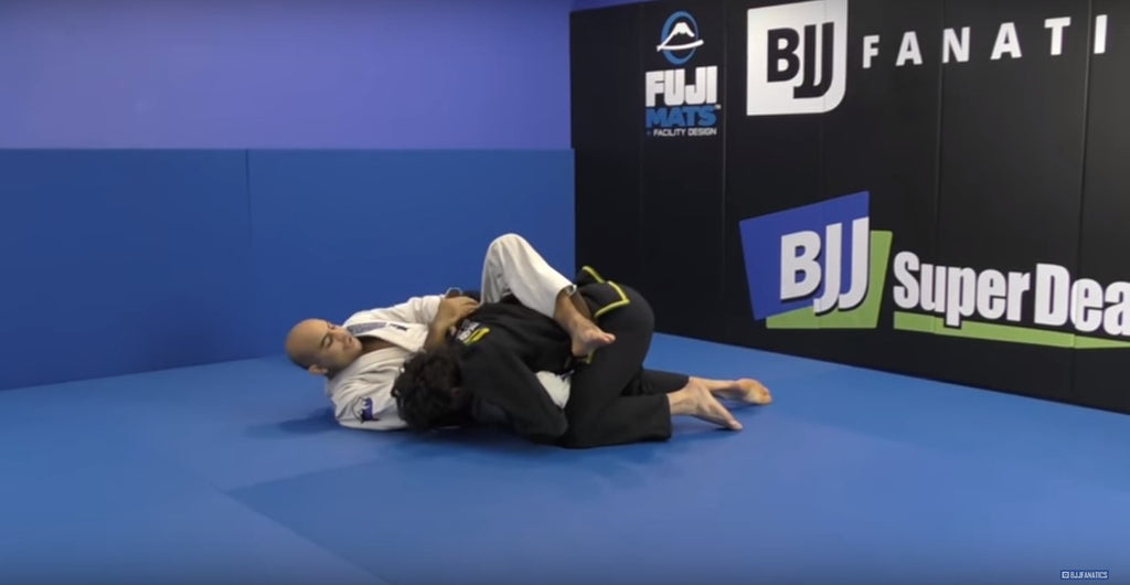 Surprise Your Opponents With This Slick Omoplata Entry!