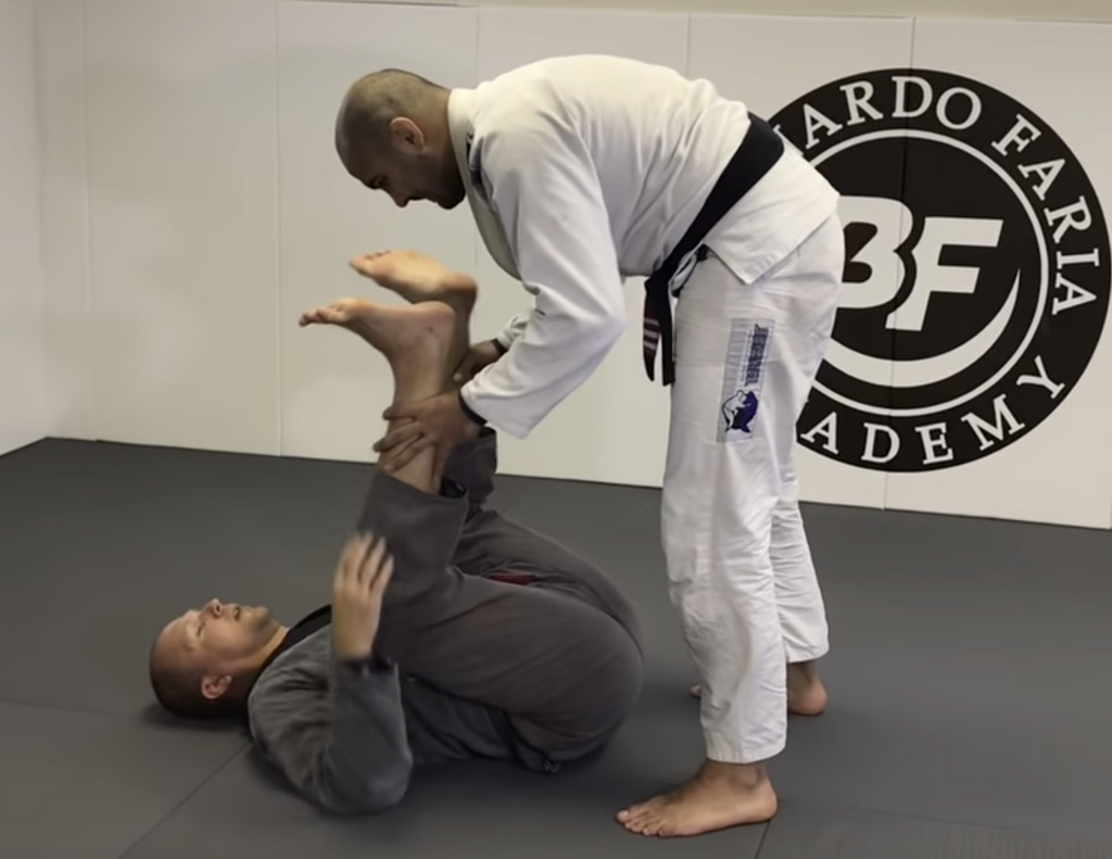 Make Your Open Guard Un-passable With The Concepts