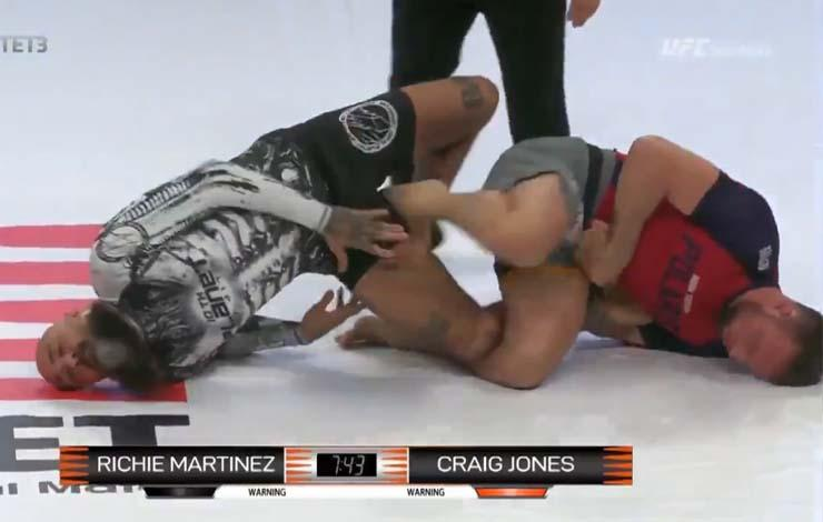 Slick Ankle Lock from De La Riva Guard