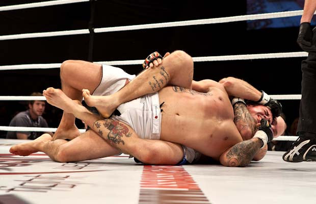 Will your rear naked choke submission And have