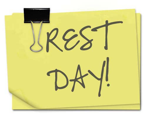 Improve Your BJJ with These 4 Rest Day Secrets