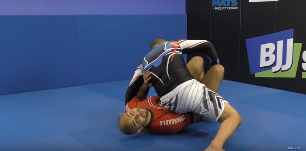 Escape Reverse Half Guard Like The Great Bernardo Faria!