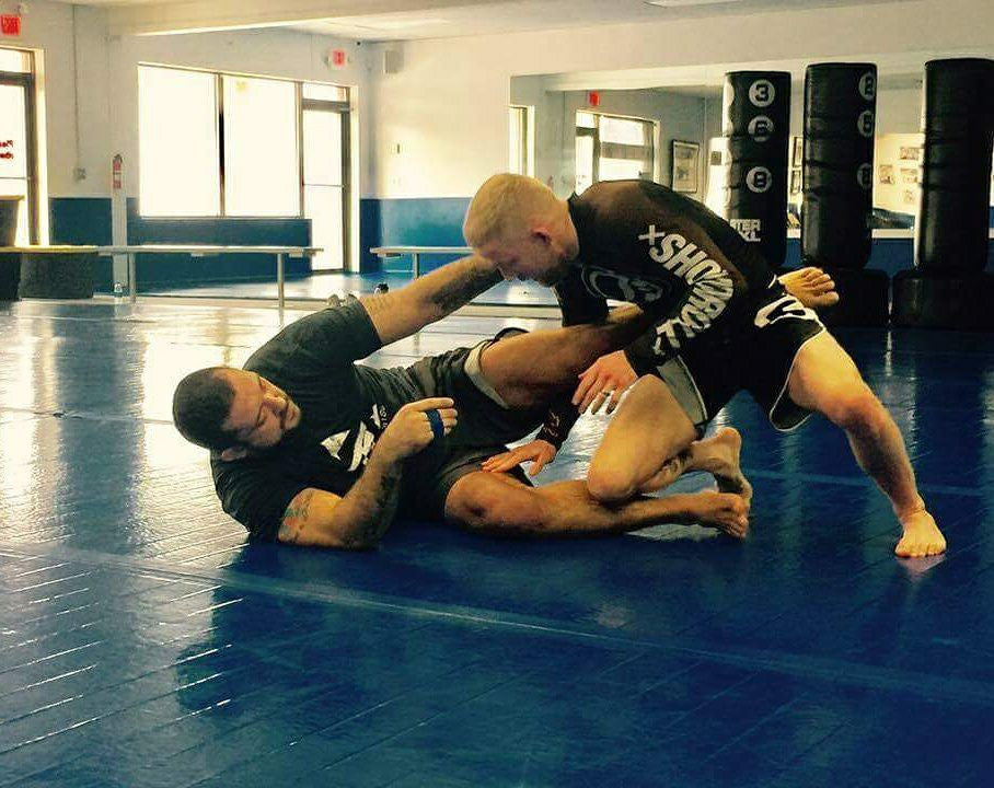 Creating a Default Aggressive Closed Guard