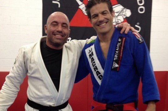 When You Get Really Good At Something As Difficult As Jiu Jitsu, It Makes Everything In Your Life Better...