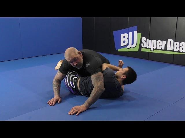Using the One on One Grip to Set Up The Kimura by Neil Melanson