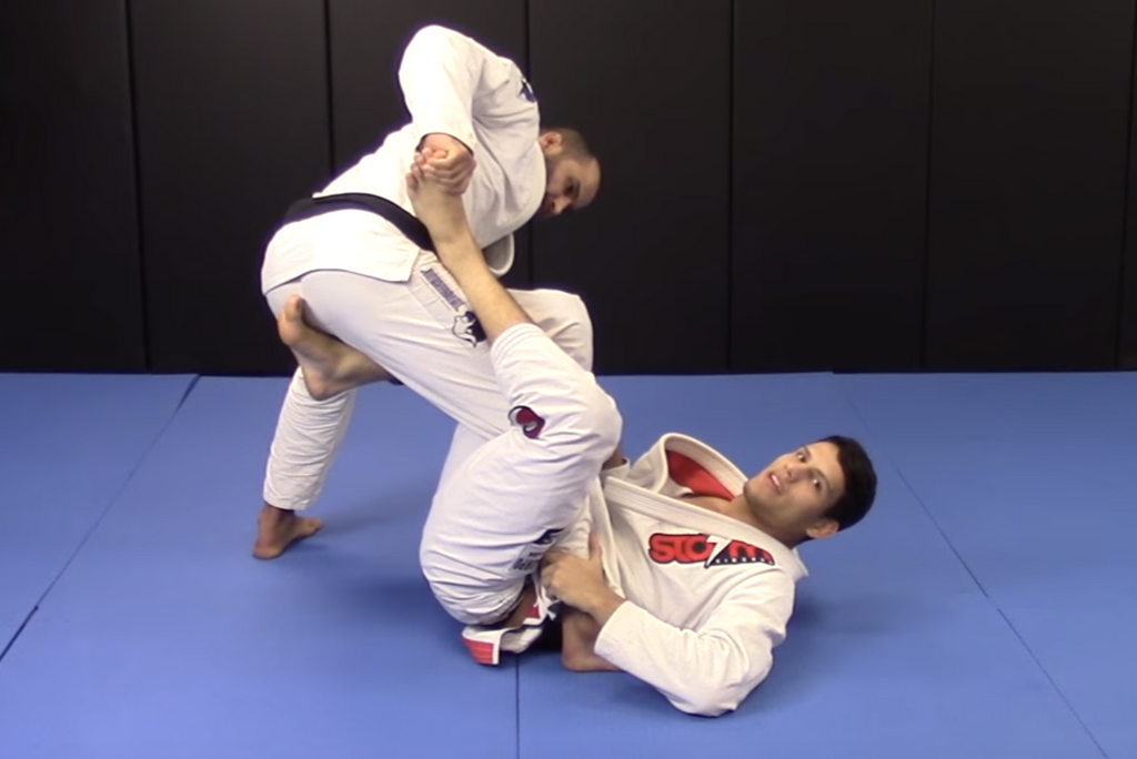 How To Sweep Your Opponent From Single Leg X Guard