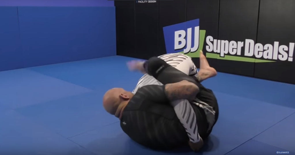 Go For This Sneaky Guillotine Instead Of Battling For The Under Hook