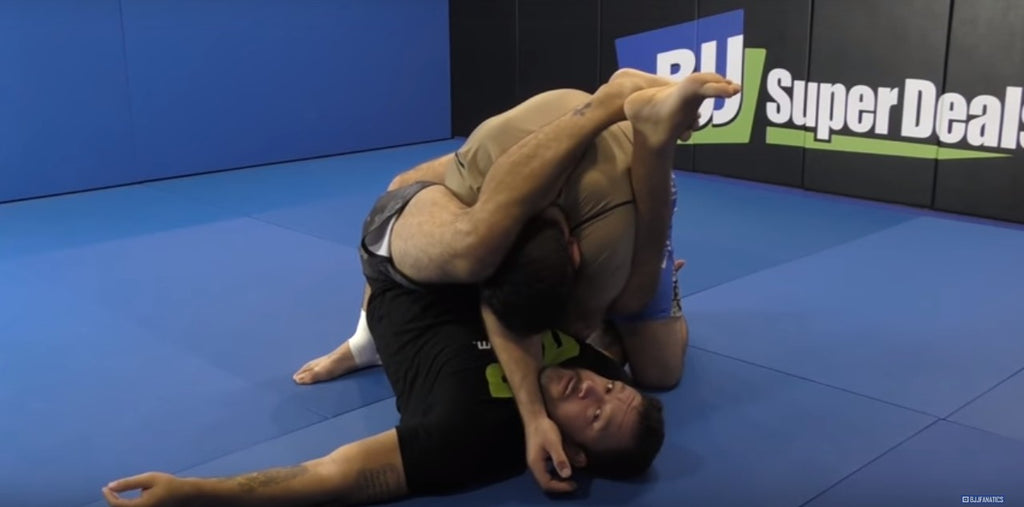 Have You Seen This Arm Bar Finish While Being Stacked By Tom DeBlass?