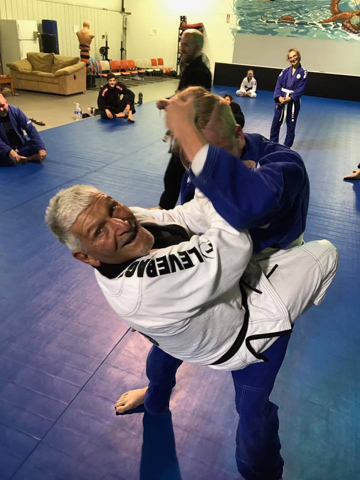 'Old Man Jiu Jitsu' Guide & Tips