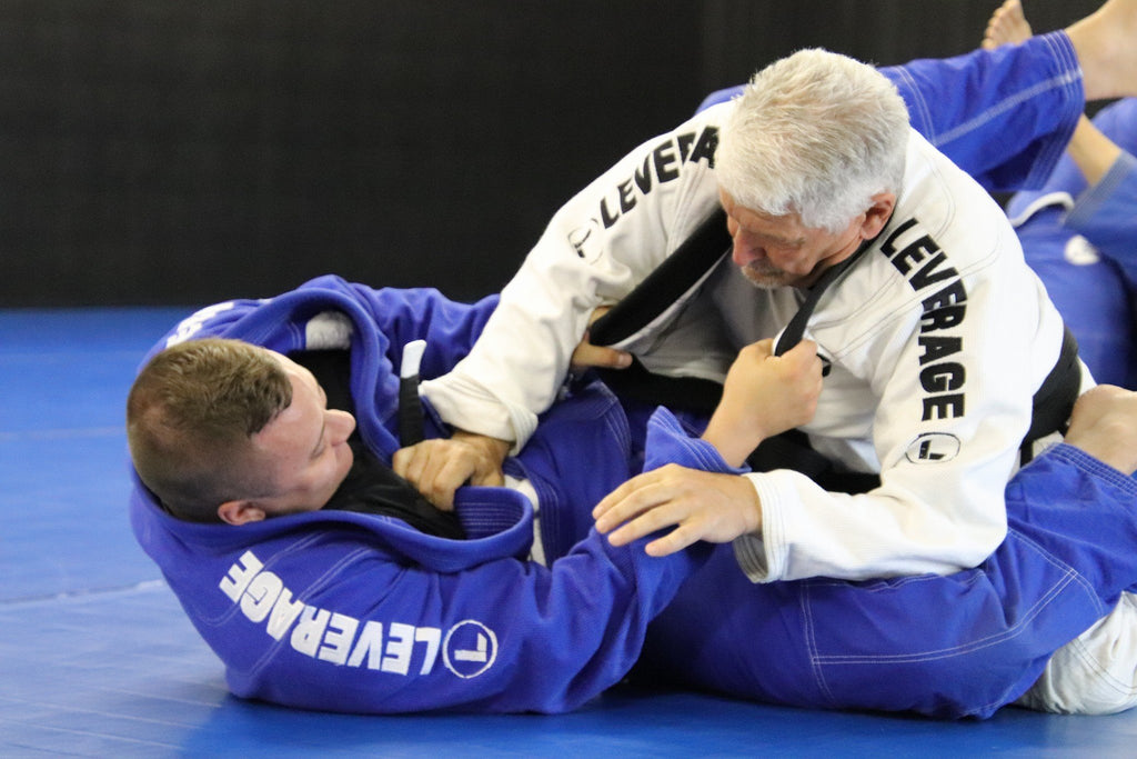 Can you still advance in BJJ on a limited schedule? Of course! But you'll need discipline.