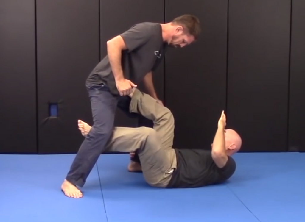How To Use BJJ Sweeps for Street Fights