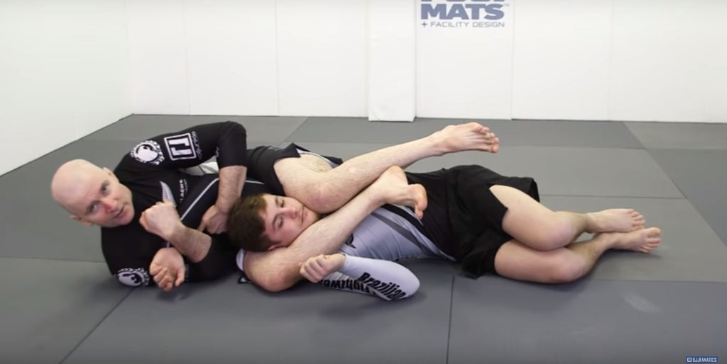Surprise Your Opponents With This Sneaky Triangle By The Incomparable John Danaher!