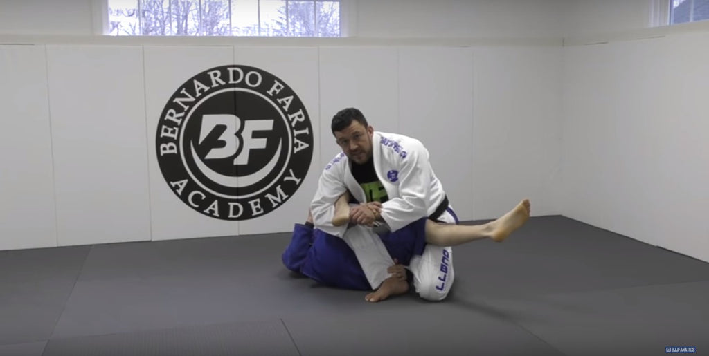 Have You Seen This Sneaky Toe Hold From Tom DeBlass?