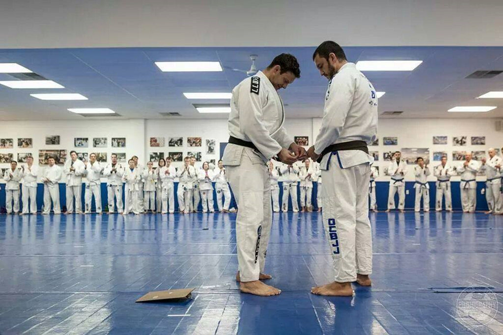 BJJ Instructors: Detach and Experience your Culture