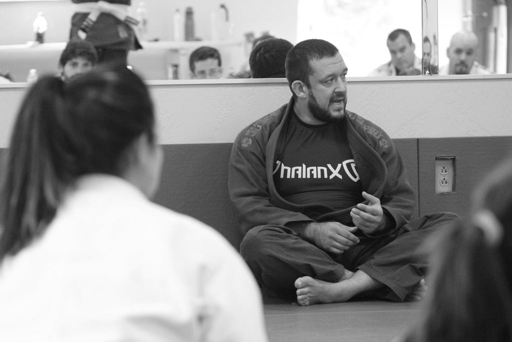 Kimura from Half Guard with Tom DeBlass