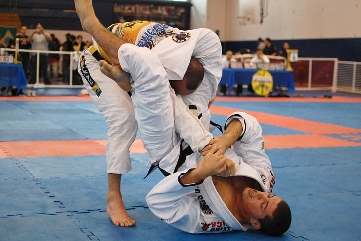 BJJ Triangle Choke - How to Attack & Finish