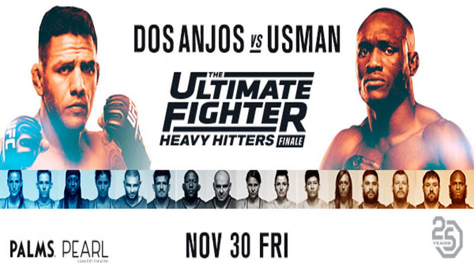 The Ultimate Fighter: Heavy Hitters Finale