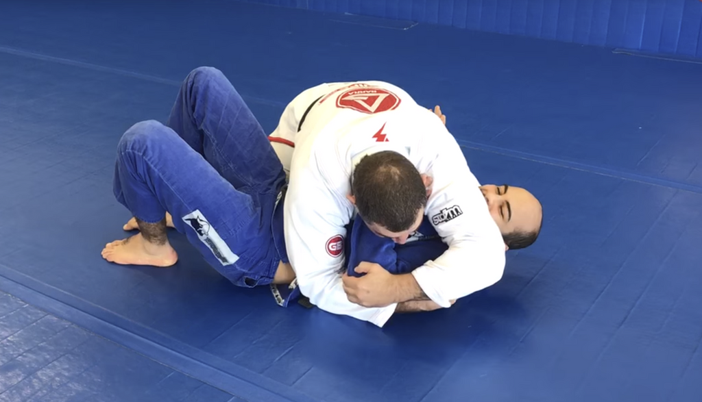 The Unescapeable Wrist Lock By Fabiano Scherner