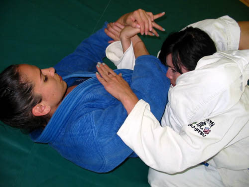 Wrist Locks, Sneaky, Simple, and Effective