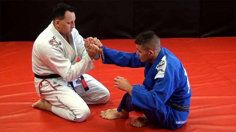 Wrist Locks, the Sneaky Submission