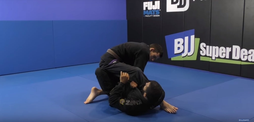 Upgrade Your X Guard With These Details From A Ten Time IBJJF World Champion!