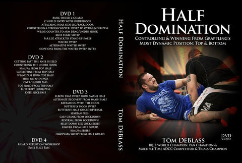 tom deblass half guard