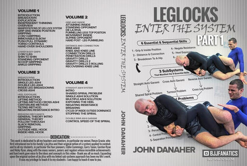 John Danaher Enter the System Leglocks