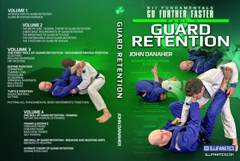 Guard Retention BJJ Fanatics