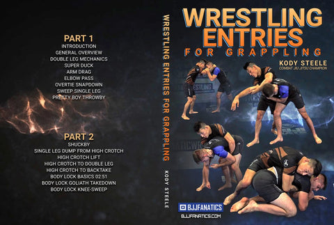 wresting and grappling