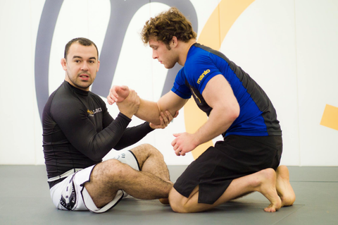 Marcelo Garcia Butterfly Starting Position