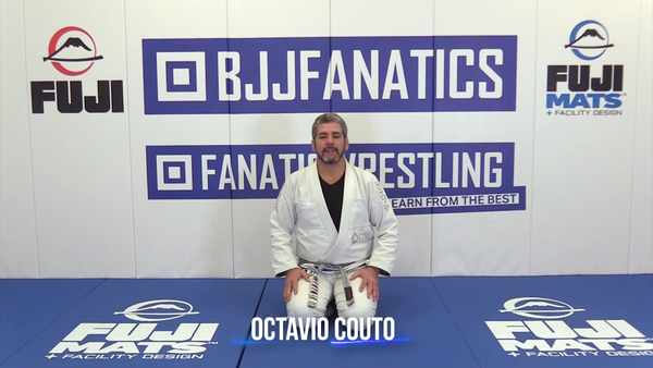 Octavio Cuoto Effortless Guard Retention