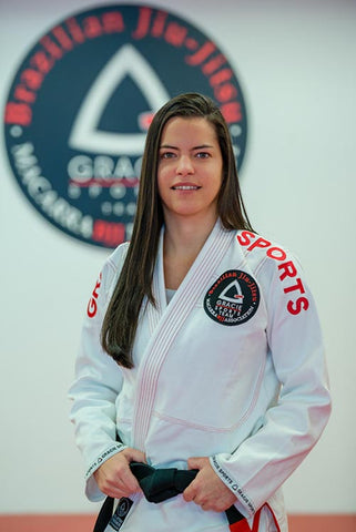 Deborah Gracie BJJ Black Belt
