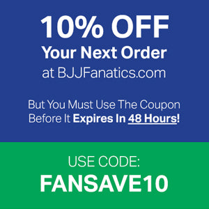 BJJ Fanatics Discount