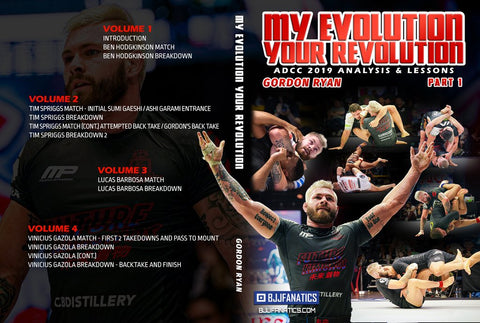 ADCC 2019 Lessons by Gordon Ryan