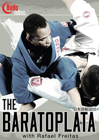 The Baratoplata 2 DVD Set by Rafael Freitas
