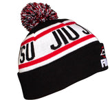 Jiu Jitsu Striped Beanie