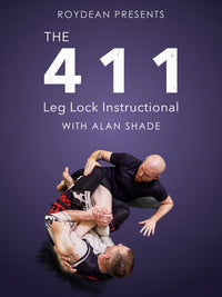 The 411 Leg Lock Instructional with Alan Shade