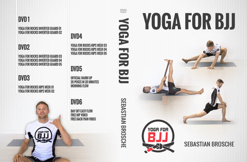 Yoga For BJJ by Sebastian Brosche