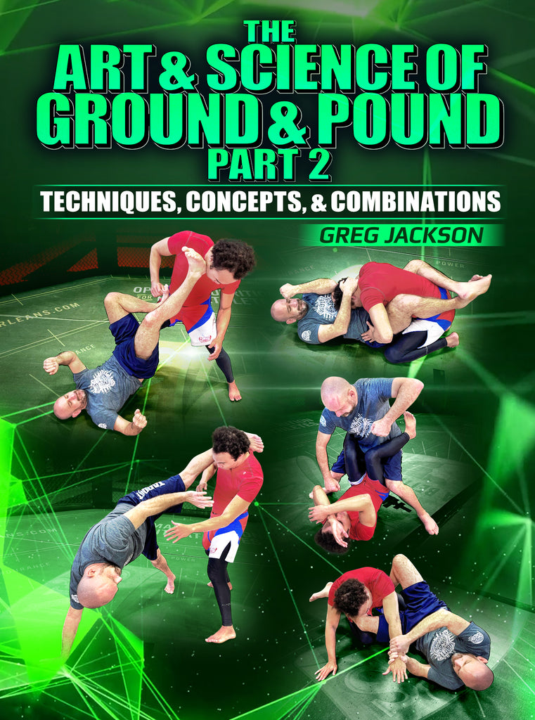 The Fundamentals of MMA by Greg Jackson