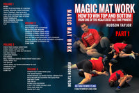 Magic Mat Work by Hudson Taylor